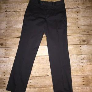 Jackson Fit Black Dress Pants